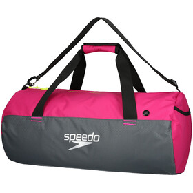 speedo Duffle Bag - Sac - gris/rose